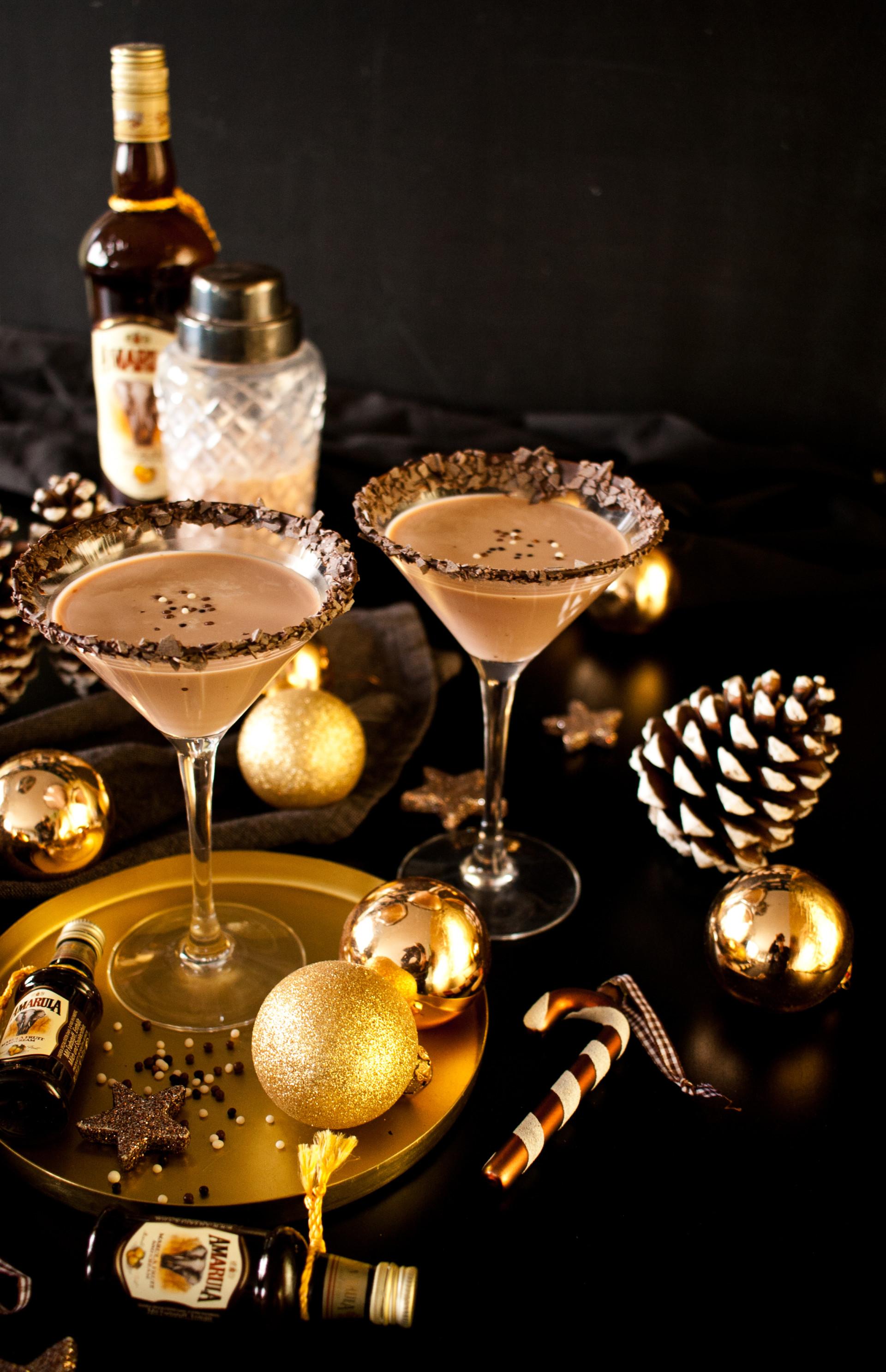 Amarula Schoko Drink // Amarula Chocolate Cocktail by http://babyrockmyday.com/amarula-schoko-drink/