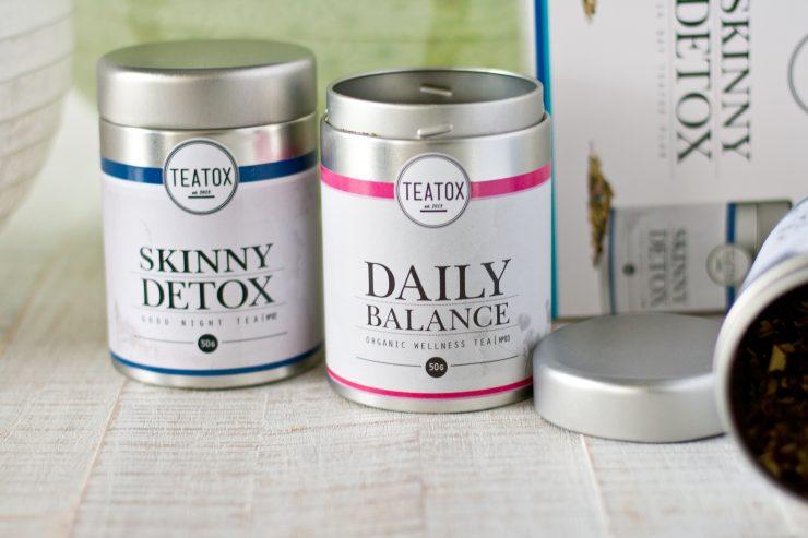 Fit und gesund durchs Jahr: Detox - viel trinken mit Teatox-Tee by http://babyrockmyday.com/detox/