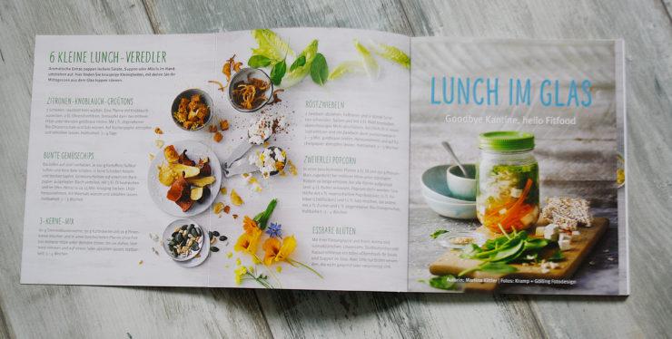Buchvorstellung: Lunch im Glas vom GU Verlag by http://babyrockmyday.com/lunch-im-glas/