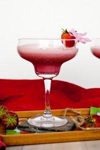 Strawberry Colada by http://babyrockmyday.com/strawberry-colada/