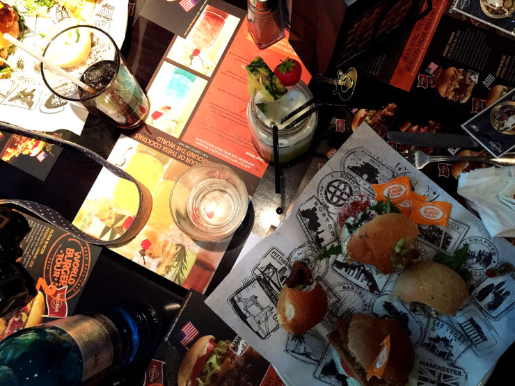Bloggerevent: Tasting der World Burger Tour im Hard Rock Cafe // http://babyrockmyday.com/world-burger-tour/