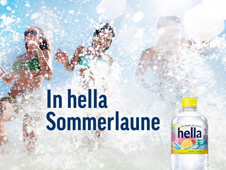 Hella Sommerlaune