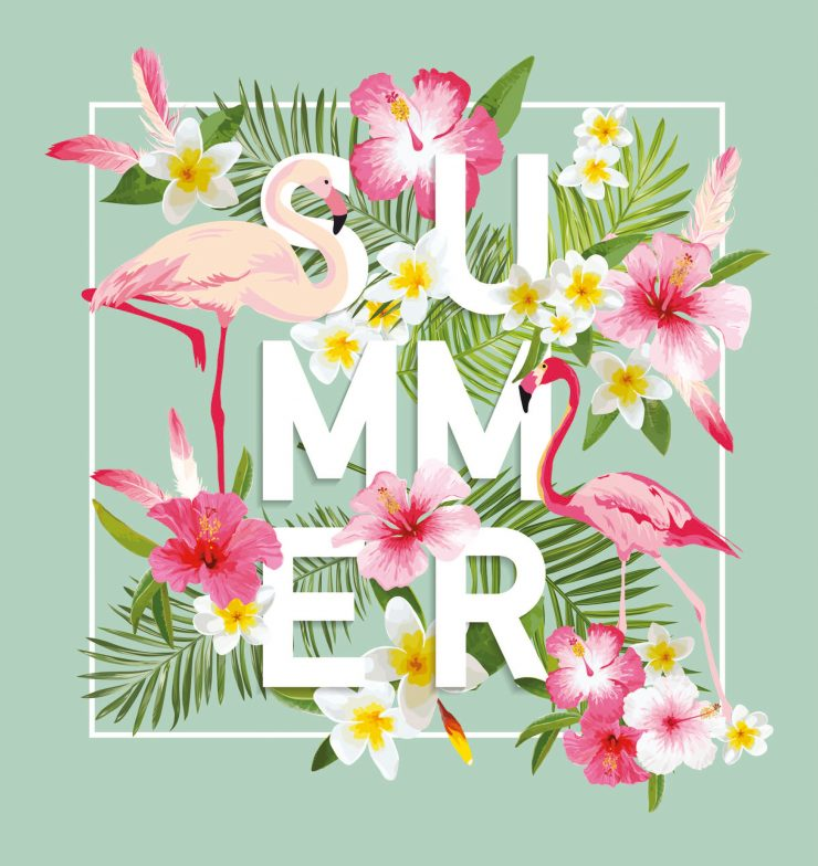 Printvorlage_Printables_A4_Summer