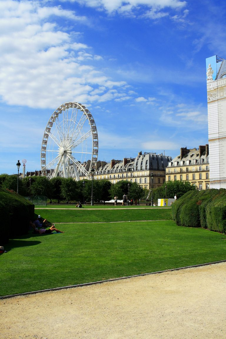 Reisen Paris