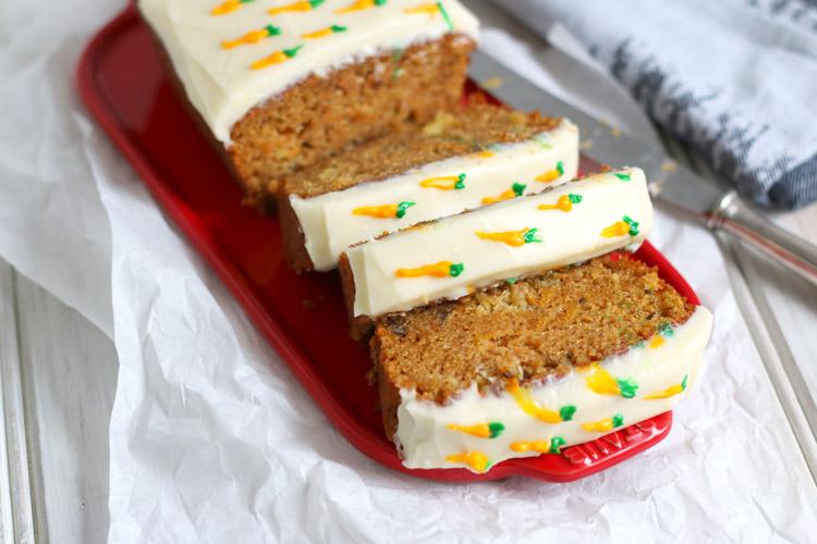 Karottenkuchen von Bake to the roots