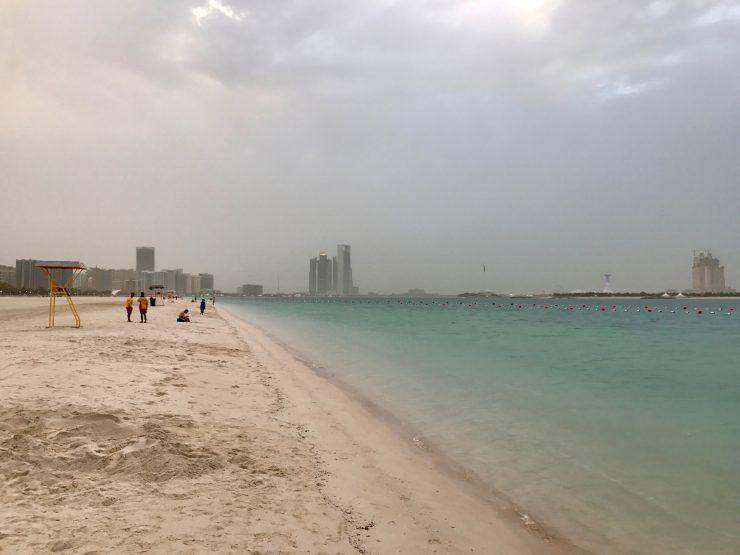 Kurztrip nach Abu Dhabi - ein Reisebericht // Travel to Abu Dhabi by http://babyrockmyday.com/kurztrip-abu-dhabi/