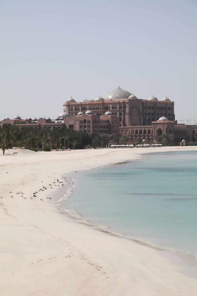 Reisen Abu Dhabi