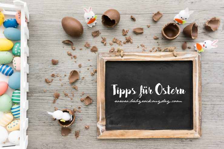 Tipps für Ostern // Ideas for Easter by http://babyrockmyday.com/category/ostern/