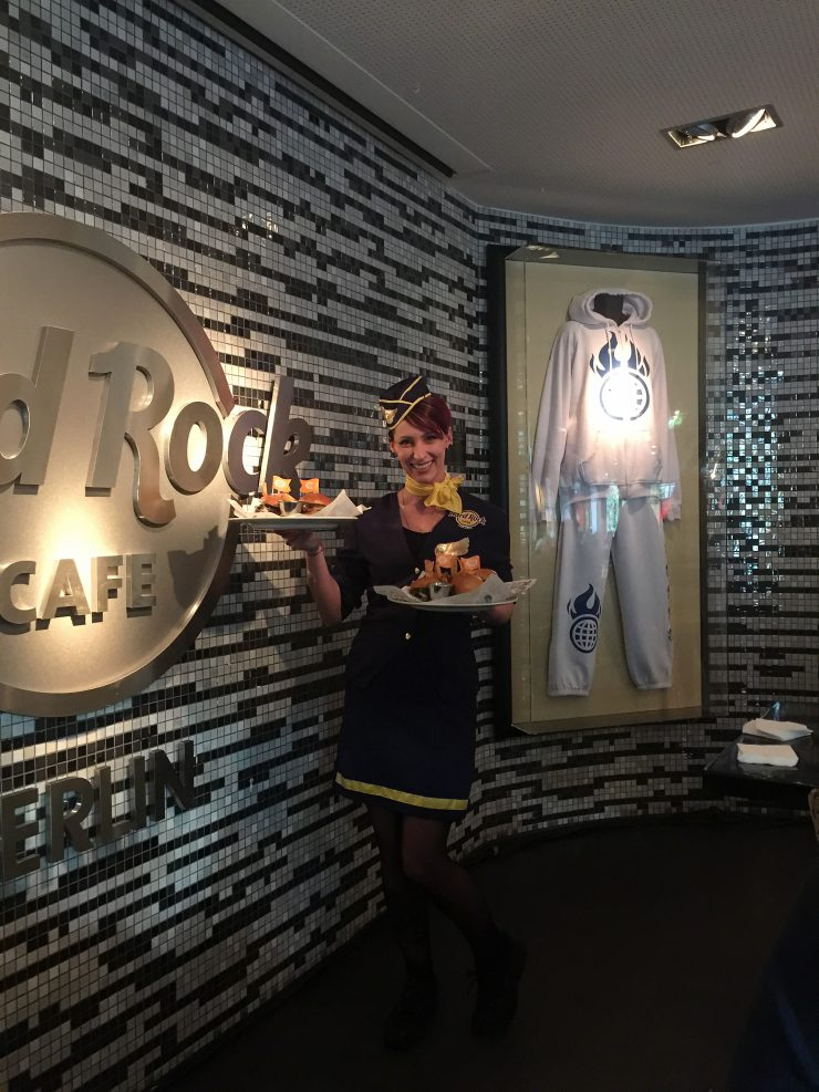 World Burger Tour 2017 im Hard Rock Cafe Berlin by http://babyrockmyday.com/hard-rock-cafe/