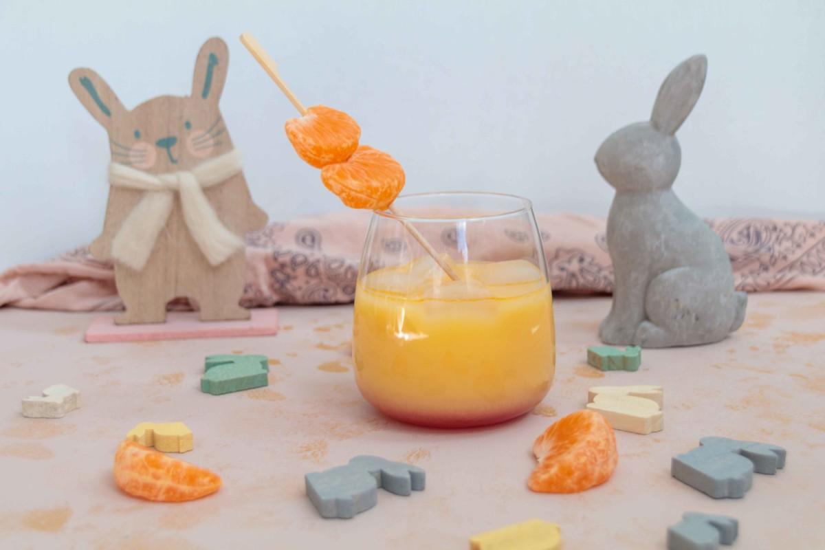 Tipps für Ostern: Oster Eierlikör Drink // Easter Eggnog Drink by http://babyrockmyday.com/oster-eierlikoer-drink/