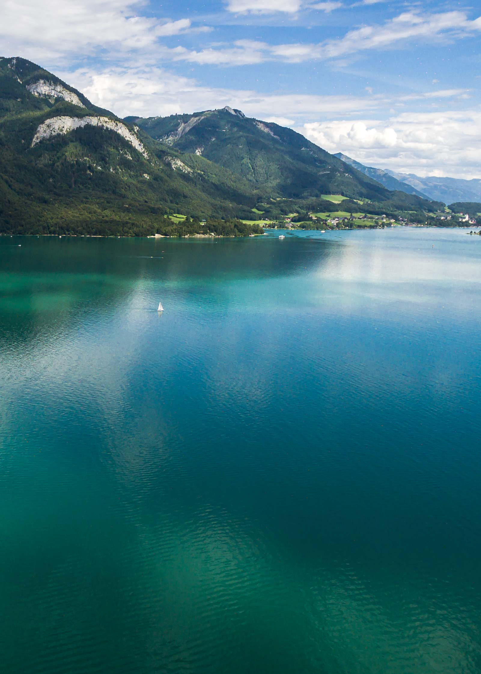Reisetipps mit Kids: Urlaub in Österreich am Mondsee im Zelt // Traveling to Austria with Kids by https://babyrockmyday.com/reisetipps-oesterreich-mondsee/