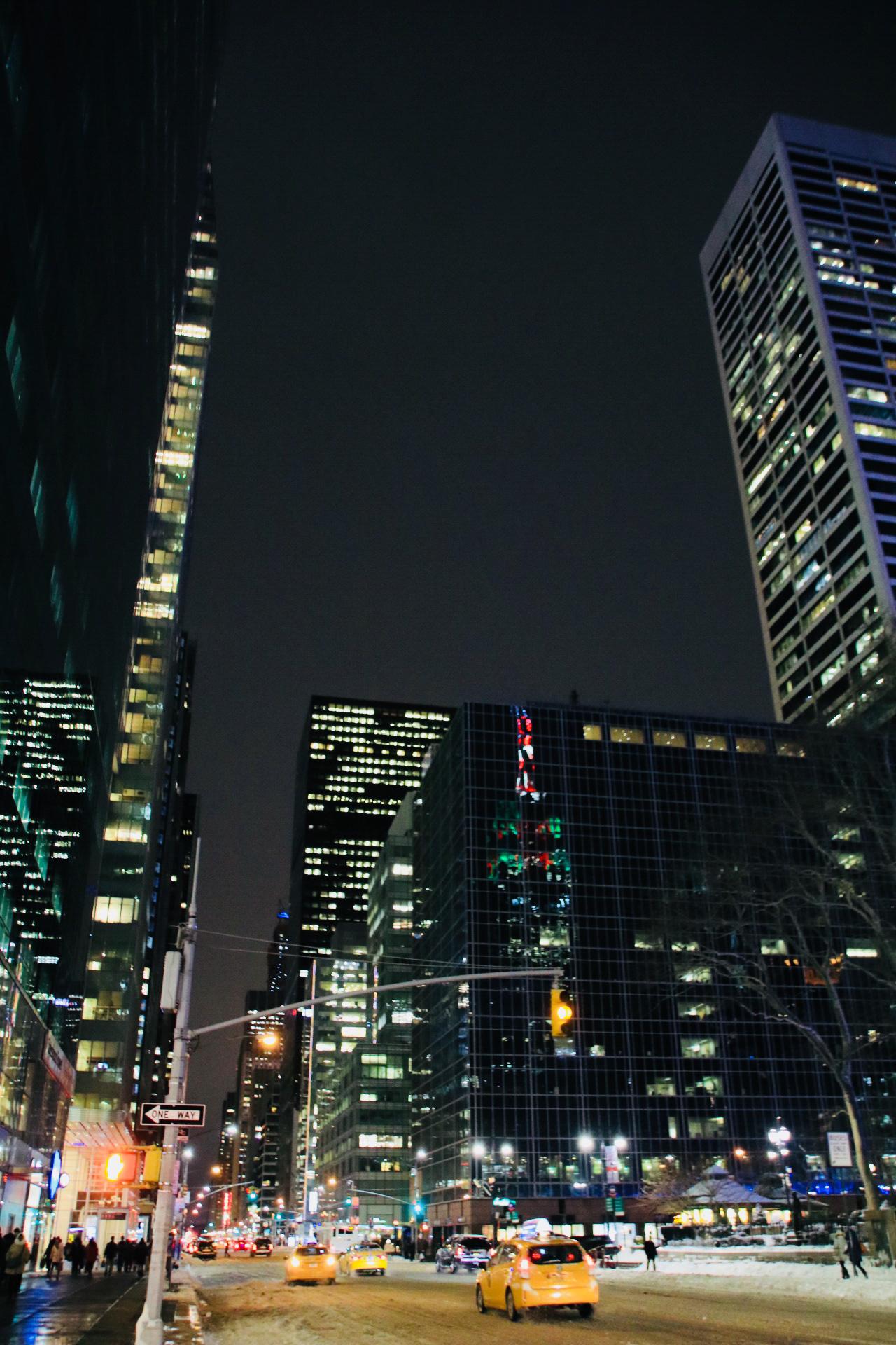 im Winter – Teil 02 // Traveling to New York in Winter Part 1 by http://babyrockmyday.com/kurztrip-new-york-teil-02/