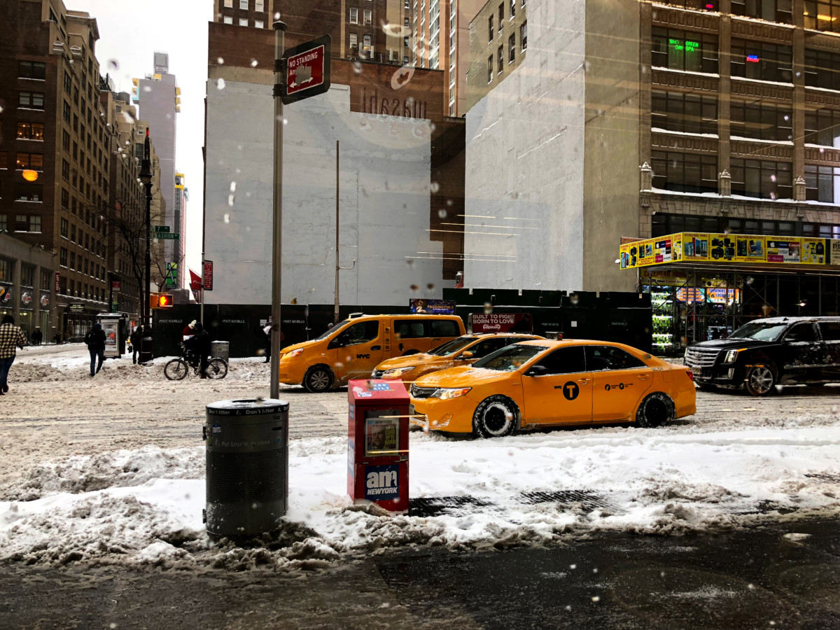 Kurztrip nach New York im Winter - Teil 01 // Traveling to New York in Winter Part 1 by http://babyrockmyday.com/kurztrip-new-york-teil-01/