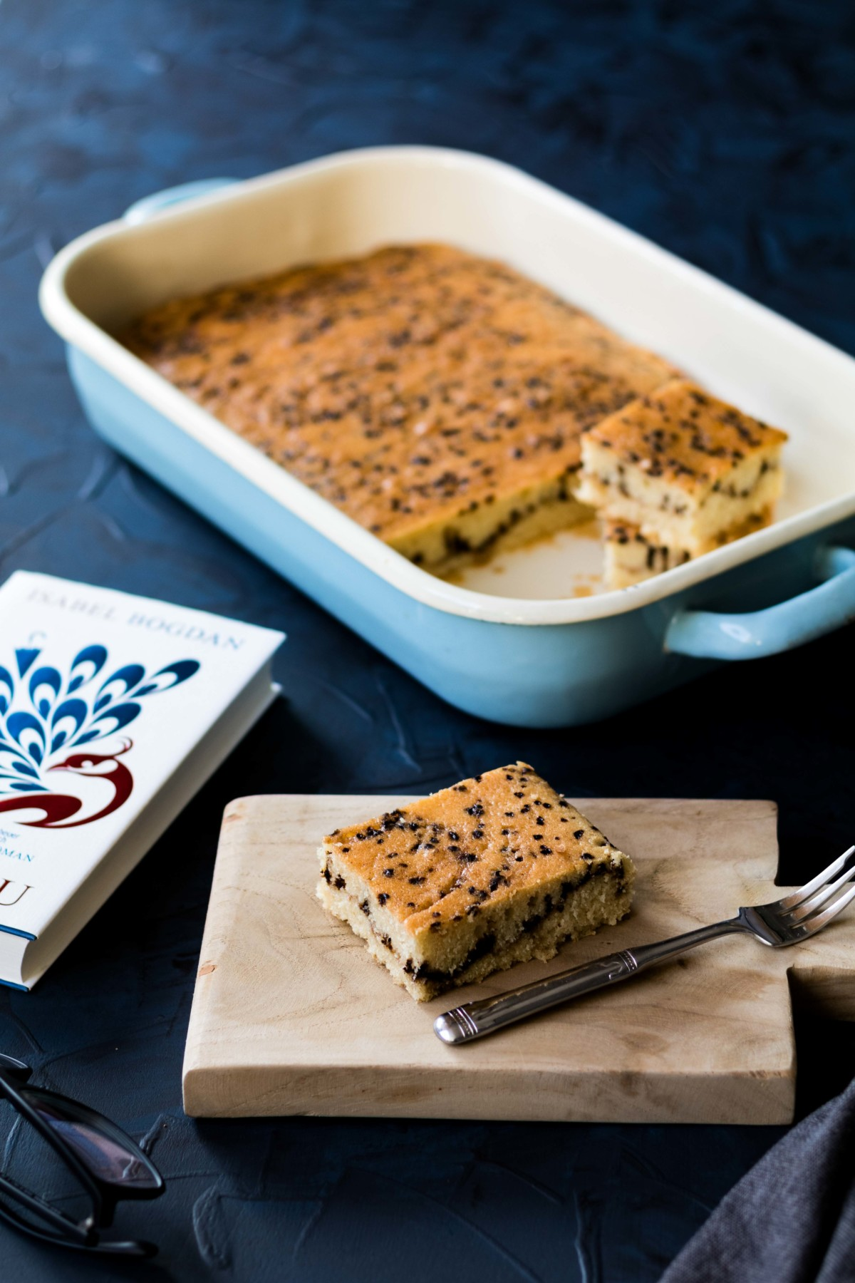 Kaffee-Zimt-Kuchen // Coffee and Cinnamon Cake by http://babyrockmyday.com/kaffee-zimt-kuchen/