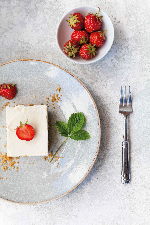 No Bake Cheesecake - ganz einfach ohne backen / No Bake Cheesecake by https://babyrockmyday.com/no-bake-cheesecake/