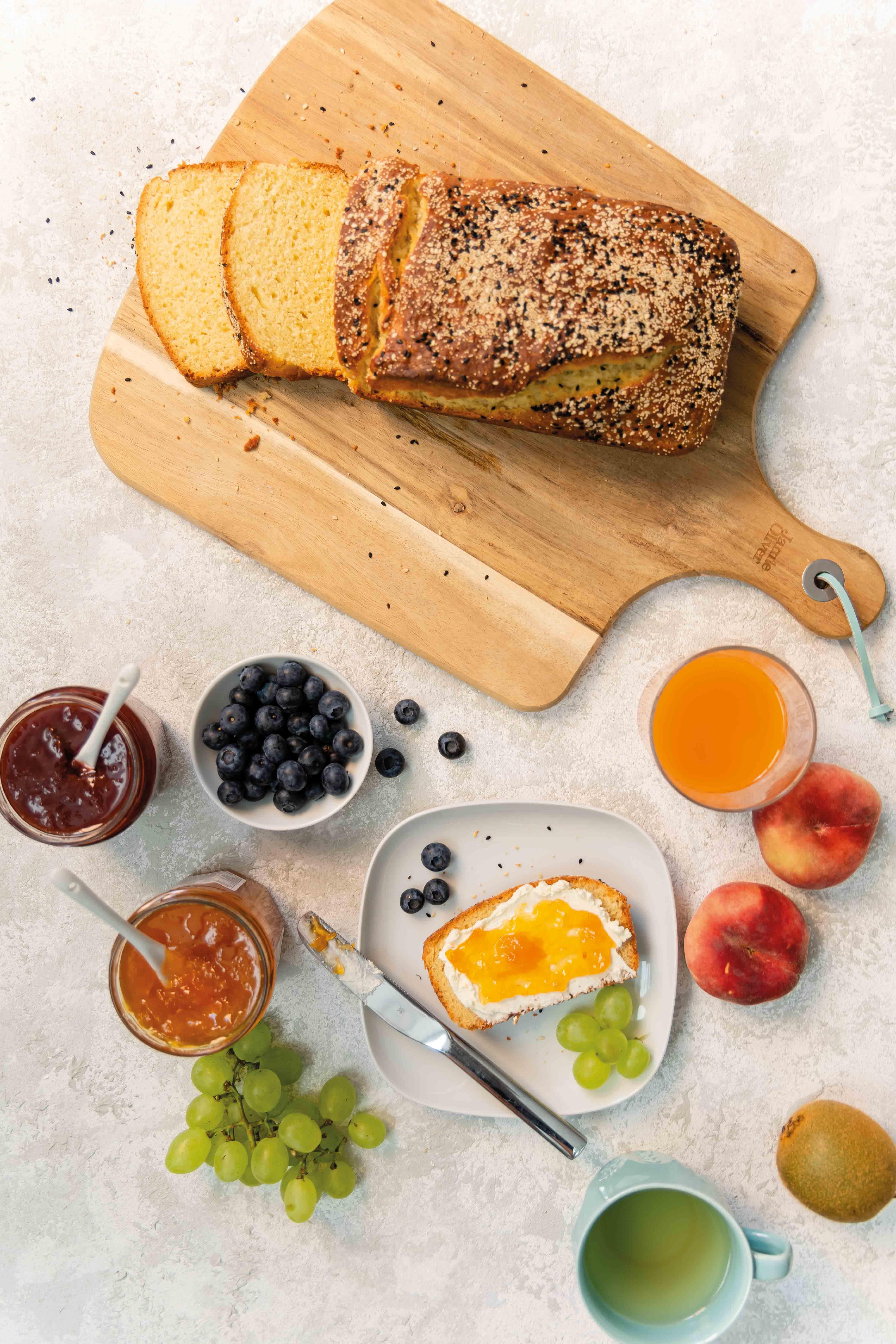 Frühstücksbrot Sesam_18