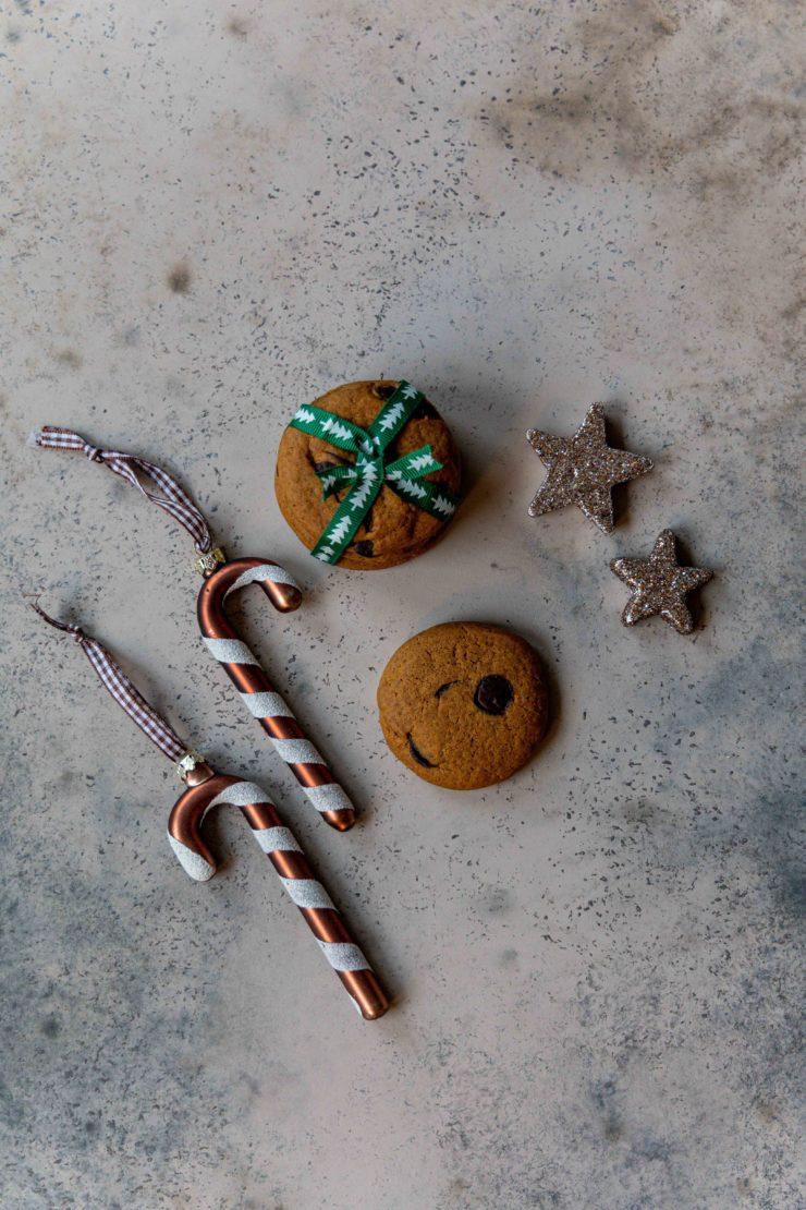 Lebkuchen Cookies / Gingerbread Cookies by https://babyrockmyday.com/lebkuchen-cookies/