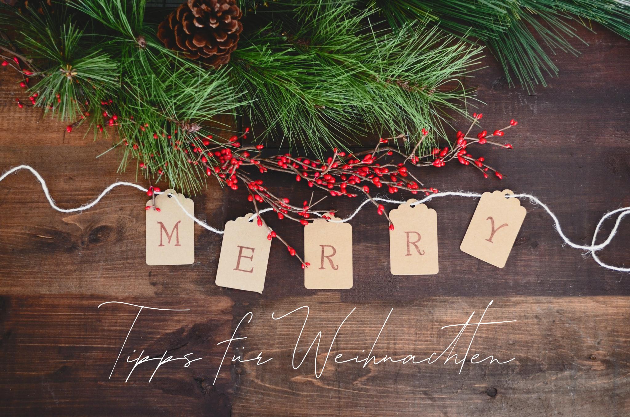 Tipps für Weihnachten // Christmas Recipes by https://babyrockmyday.com/category/weihnachten/