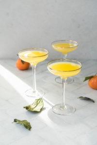 Malibu Kokosnuss Cocktail // Malibu Coconut and Orange Cocktail by https://babyrockmyday.com/malibu-kokosnuss-cocktail/